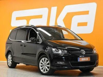 käytetty VW Sharan Highline 2,0 TDI 110 kW ** 7-paikkainen / Navi / Nahkasisusta / Vetokoukku / Alvillinen **