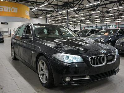 käytetty BMW 520 520 F11 Touring d TwinPower Turbo A Business Exclusive Edition ** ALV / Pysäköintitutkat / Nahkasisus
