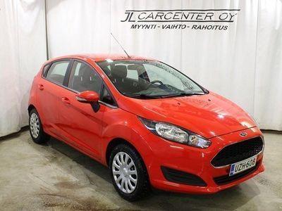 brugt Ford Fiesta
