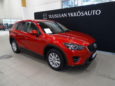 käytetty Mazda CX-5 2,0 (160) SKYACTIV-G Premium Plus 6AT 5d AWD QC1 Webasto kaukosäädöllä, Navi