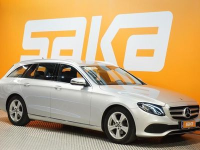 käytetty Mercedes E220 T A Premium Business / SPORT PENKIT / NAVI / TUTKAT /