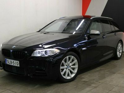 käytetty BMW 550 Sport A xDrive F11 Touring, Suomi-auto, Huippuvarusteet
