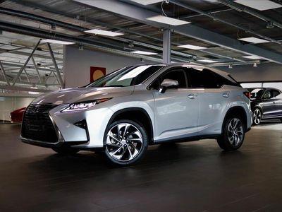 käytetty Lexus RX450h Hybrid 4WD A Executive, Mark&Levinson, Ilmastoidut & Lämmitetyt Istuimet, Mukautuvat LED-valot