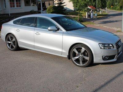 käytetty Audi A5 Sportback Quattro