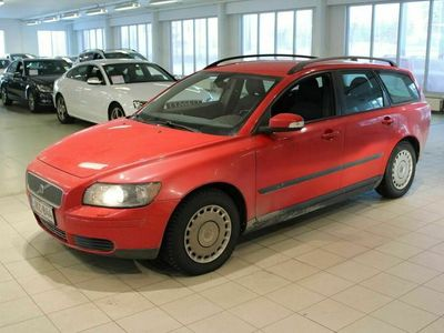 käytetty Volvo V50 1,8 (125 hv) man