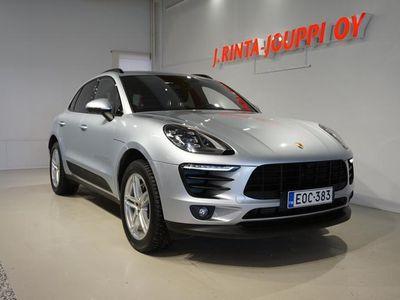 käytetty Porsche Macan S Diesel 3.0 HUIPPU VARUSTELTU *FACELIFT*