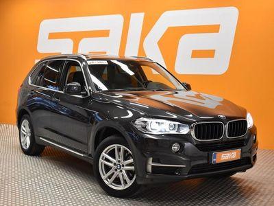 käytetty BMW X5 F15 xDrive30d A ** Comfort access / Soft Close / Comfort-istuimet / P-Kamera / Panorama / Vetokoukk