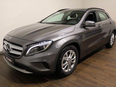 käytetty Mercedes GLA200 Cdi 4Matic **Neliveto, Vain 79 tkm.** **** Korko 0,99% + min. 1500 EUR takuuhyvitys ****