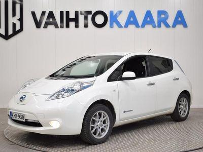 käytetty Nissan Leaf Tekna Solar Leather # Navigointi, Kamera, Bose-Audio, Avaimeton käyttö, Nahkaverhoilu #