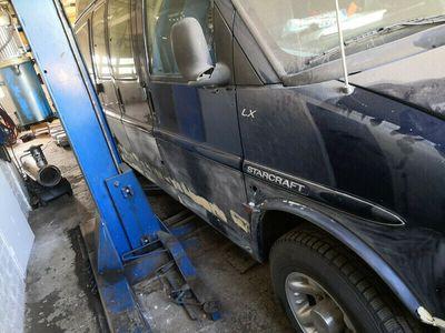 käytetty Chevrolet Starcraft Chevy VanLX