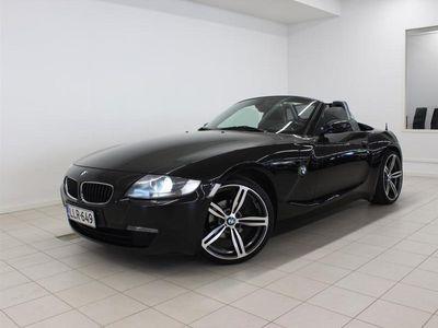 "käytetty BMW Z4 2,0i E85 Roadster Vakionopeudensäädin, Nahat, 19"" vanteet"