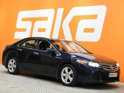 käytetty Honda Accord 4D DSL 2,2 i-DTEC Elegance ** Juuri Leimattu! / Vakionopeudensäädin / Lohkolämmitin & sisäpistoke /