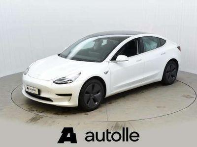 käytetty Tesla Model 3 *EDULLINEN!* Standard Range+ /Vetokoukku / Vähän ajettu / Rahoituksella / Kotiin toimitettuna