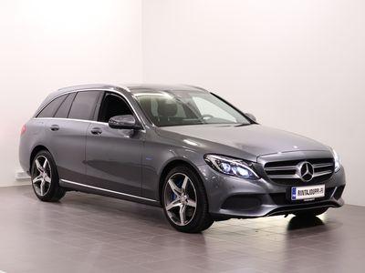 käytetty Mercedes C350e T A Premium Business #COMAND-NAVI #AIRMATIC *** J. kotiintoimitus