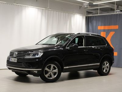 käytetty VW Touareg 3,0 V6 TDI 150 kW (204 hv) BlueMotion Technology 4MOTION Tiptronic-automaatti