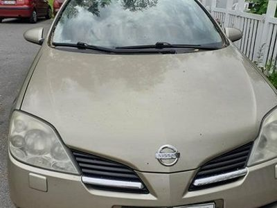 käytetty Nissan Primera 1.8L
