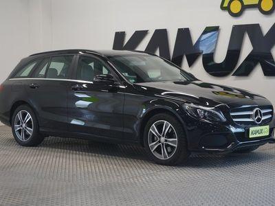 käytetty Mercedes C220 d 4Matic Premium Business /1-omistaja / Navigaattori / Led-ajovalot