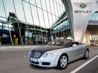 käytetty Bentley Continental ContinentalGTC W12 - n viralliselta