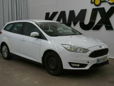 käytetty Ford Focus 1,0 EcoBoost 125 hv Start/Stop A6 Trend Wagon