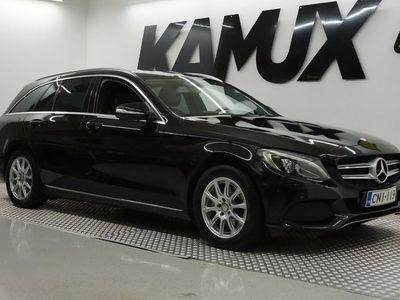 käytetty Mercedes C200 BlueTec T A Premium Business /
