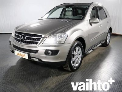 käytetty Mercedes ML350 4matic 5d A