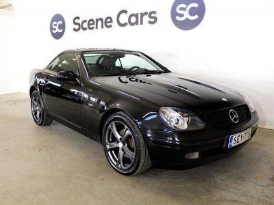 käytetty Mercedes SLK200 Roadster *SUPERSIISTI, KATSO!!! YKSILÖ! 2X RENKAAT, LOHKOLÄMMITIN, YM*
