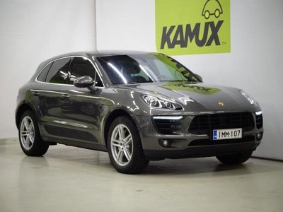 käytetty Porsche Macan S Diesel **Neliveto, Nahat, Adapt, vakkari, Navi**