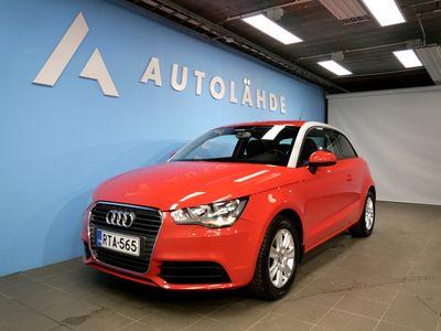 käytetty Audi A1 Attraction 1,4 TFSI Start-Stop KORKO: 0.00% + KASKO 150€!!!