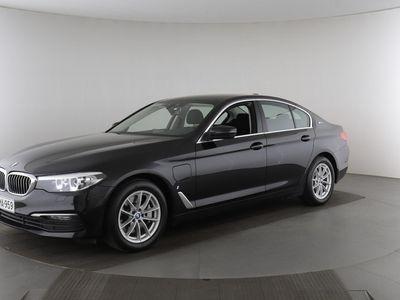 käytetty BMW 530 5-sarja e A Sedan Charged Edition - Näyttävä Plug-in hybridi komeilla varusteilla ja 2 vuoden / 40tkm takuulla - ...