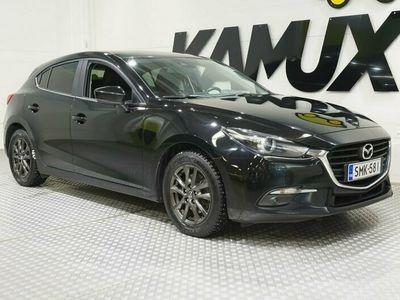 käytetty Mazda 3 5HB 2,0 (120) SKYACTIV-G Optimum 6AT / Suomi-auto / Webasto / Navi / Bluetooth