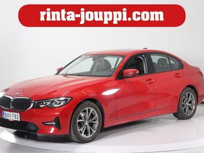käytetty BMW 320 3-sarja G20 Sedan i A Business Sport - Vähän ajettu - Sport istuimet - Navi - Kaukovaloavustin ym