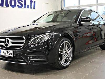 käytetty Mercedes E350 EA AMG Line, Comand, LED * tähän autoon korkotarjous jopa 1,49% *
