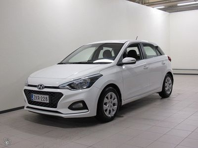 käytetty Hyundai i20 Hatchback 1.0 T-GDI 100 hv 5MT Fresh W