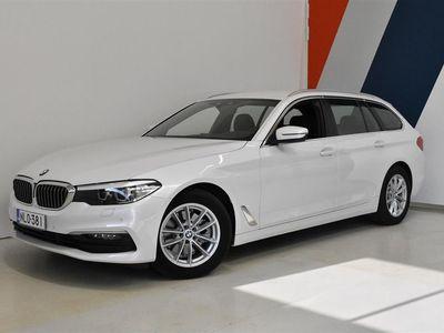 käytetty BMW 518 518 G31 Touring d A Business Comfort***Metalliväri, webasto, BPS takuu 24kk/40tkm***