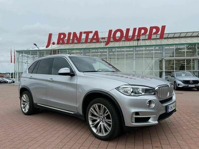 käytetty BMW X5 F15 xDrive40e A Plug-In Hybrid *mm.Panoraama, Navi, HUD, Comfort-ist., Nahat, yms.* *** TARJOUS 1.99
