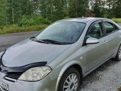 käytetty Nissan Primera 2002