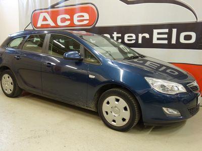 käytetty Opel Astra 1.4T 140Hv SPORTS TOURER ENJOY TURBO AUTOM HUOL:144000km.KATS:3/2021