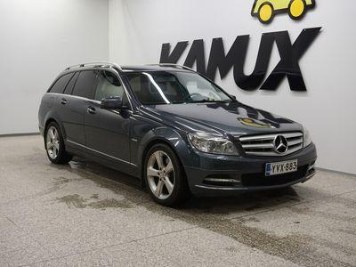 käytetty Mercedes C350 CDI BE T A