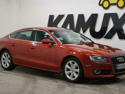 käytetty Audi A5 Sportback Business 2,0 TDI DPF / Suomi-Auto / Automaatti / Vakkari