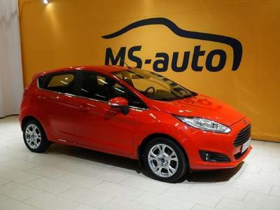 käytetty Ford Fiesta 1,0 EcoBoost 100hv PowerShift A6 Edition