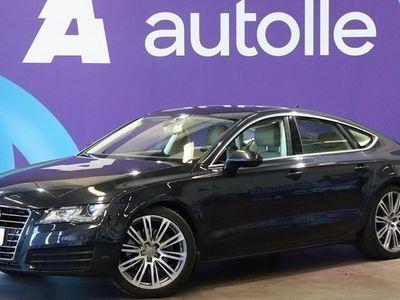 käytetty Audi A7 A7 *KOTIINTOIMITUS* 3,0 V6 TDI quattro S tronic Start-Stop. HienoTarkastettuna, Rahoituksella, Koti