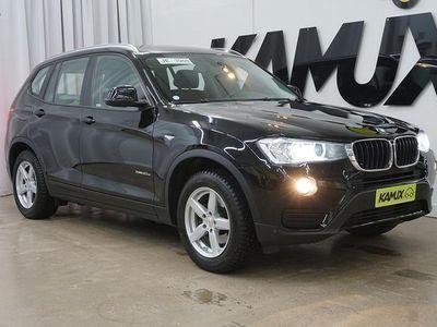 käytetty BMW X3 F25 xDrive20d A Business / Sport-penkit / Bi-Xenon / Kamera / Vetokoukku