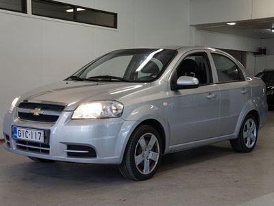 käytetty Chevrolet Aveo 4-ov LS 1,4 M/T AC Star #1.OMISTAJA #ILMASTOITU