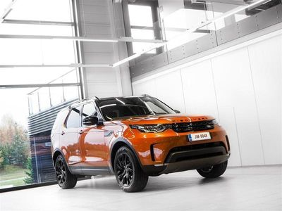 käytetty Land Rover Discovery 3,0 TD6 HSE Aut