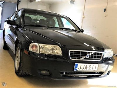 used Volvo S80