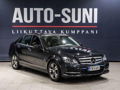 käytetty Mercedes C180 BE A Premium Business