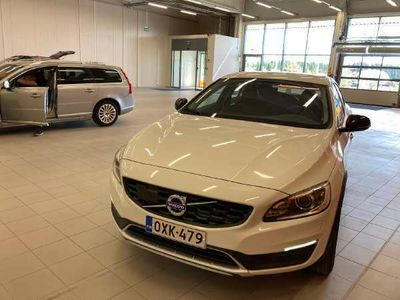 käytetty Volvo S60 CC D3 Business Classic aut 1-om