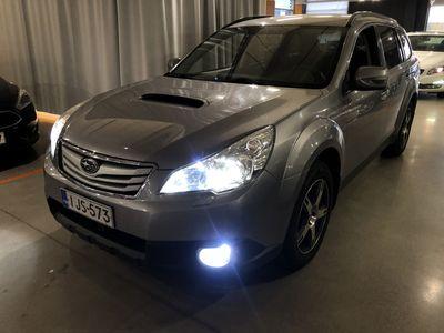 käytetty Subaru Outback 2,0 TD UA ** Suomi-auto / Webasto / Koukku / Muistipenkki / Vakkari **