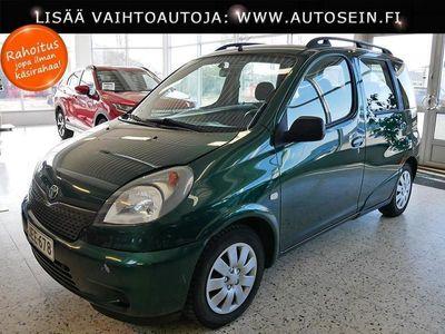 käytetty Toyota Yaris Verso 1,3 VVT-i Linea Luna 5d