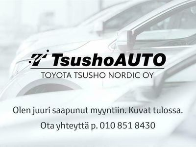 käytetty Toyota Prius Active ** Suomi-auto **